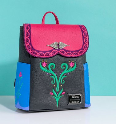 Loungefly Frozen Anna Mini Backpack