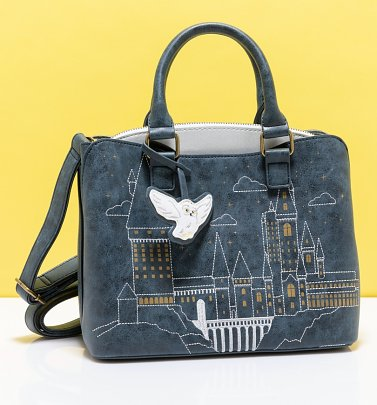 Loungefly Harry Potter Hogwarts Castle Crossbody Bag
