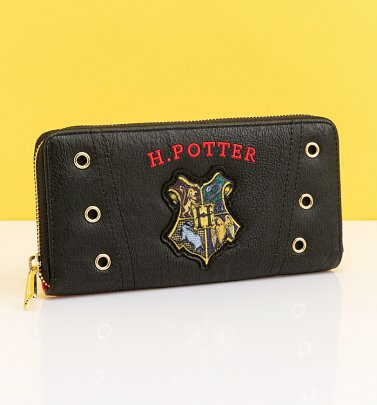 Loungefly Harry Potter Hogwarts Crest Wallet