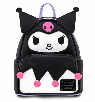 Loungefly Hello Kitty Kuromi Cosplay Mini Backpack