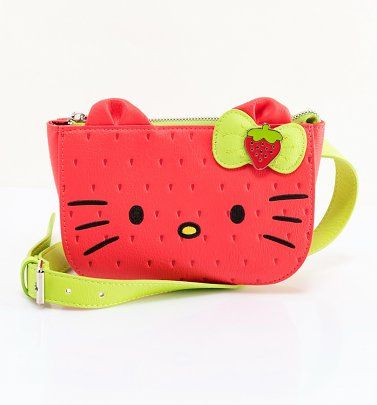 Loungefly Hello Kitty Strawberry Bum Bag
