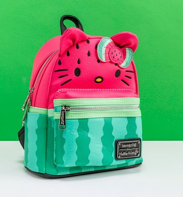 Loungefly Hello Kitty Watermelon Mini Backpack