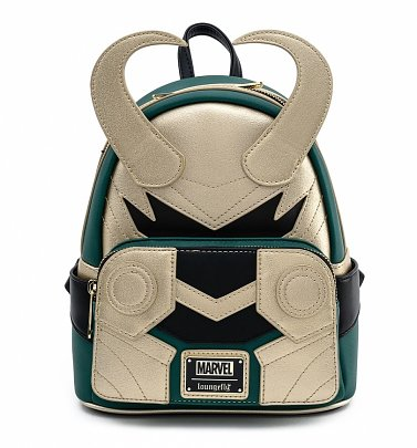 Loungefly Loki Classic Cosplay Mini Backpack