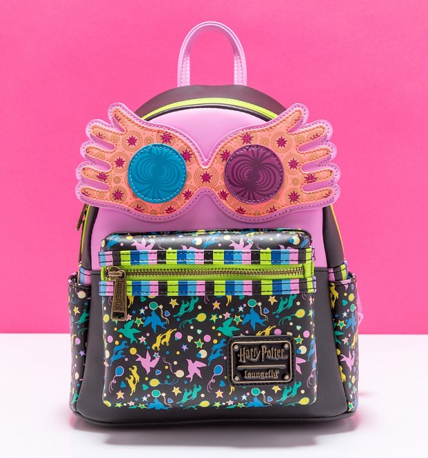 Loungefly Luna Lovegood Harry Potter Mini Backpack