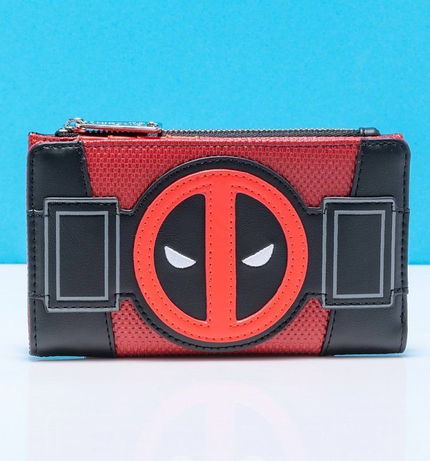 Loungefly Marvel Deadpool Merc With A Mouth Wallet