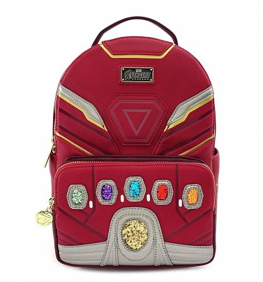 Loungefly Marvel Iron Man Iron Gauntlet Mini Backpack