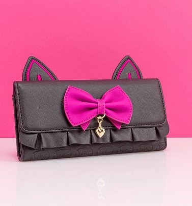 Loungefly Overwatch D.Va Black Cat Wallet