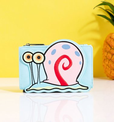Loungefly SpongeBob Squarepants Gary Wallet