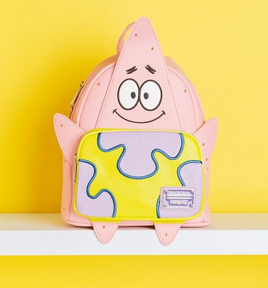 Loungefly SpongeBob Squarepants Patrick Mini Backpack