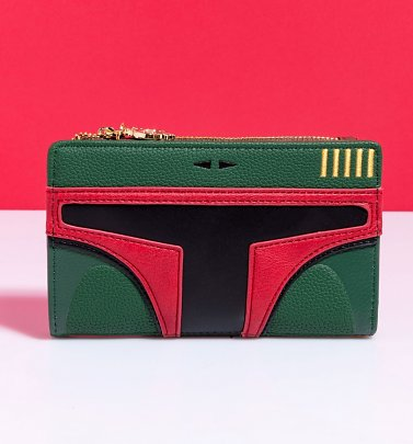 Loungefly Star Wars Boba Fett Wallet