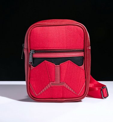 Loungefly Star Wars The Rise Of Skywalker Red Sith Trooper Crossbody Bag