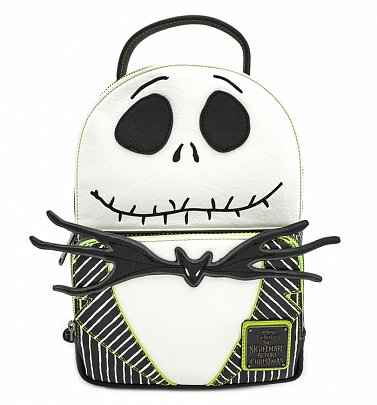 Loungefly Disney The Nightmare Before Christmas Jack Skellington Mini Backpack
