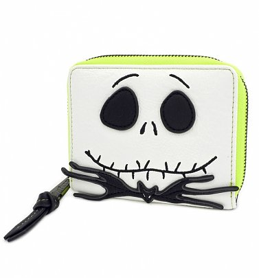 Loungefly The Nightmare Before Christmas Jack Skellington Mini Wallet