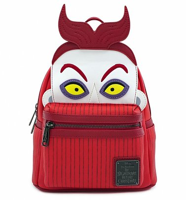 Loungefly The Nightmare Before Christmas Oogie's Boys Lock Mini Backpack