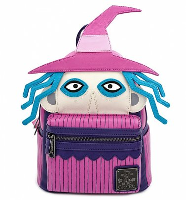 Loungefly Disney The Nightmare Before Christmas Oogie's Boys Shock Mini Backpack