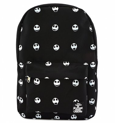 Loungefly Disney The Nightmare Before Christmas Printed Backpack