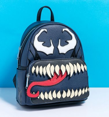 Loungefly Marvel Venom Mini Backpack