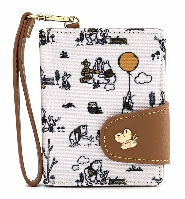 Loungefly Winnie The Pooh Line Drawing Wallet