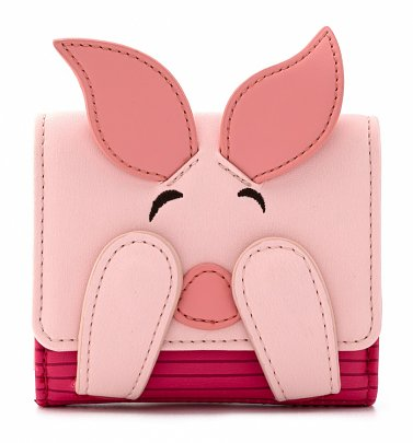 Loungefly Winnie The Pooh Piglet Flap Wallet