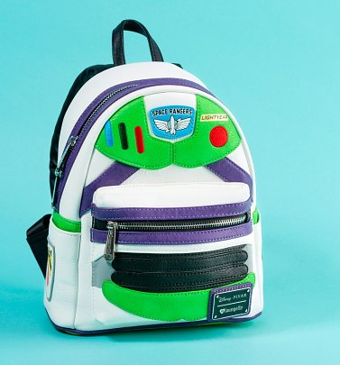 Loungefly x Disney Buzz Lightyear Mini Backpack