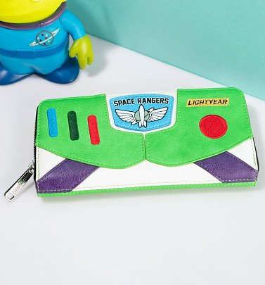 Loungefly Disney Buzz Lightyear Wallet