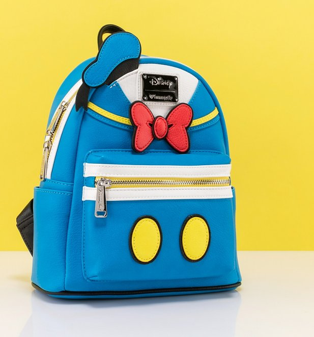 Loungefly x Disney Donald Duck Mini Backpack