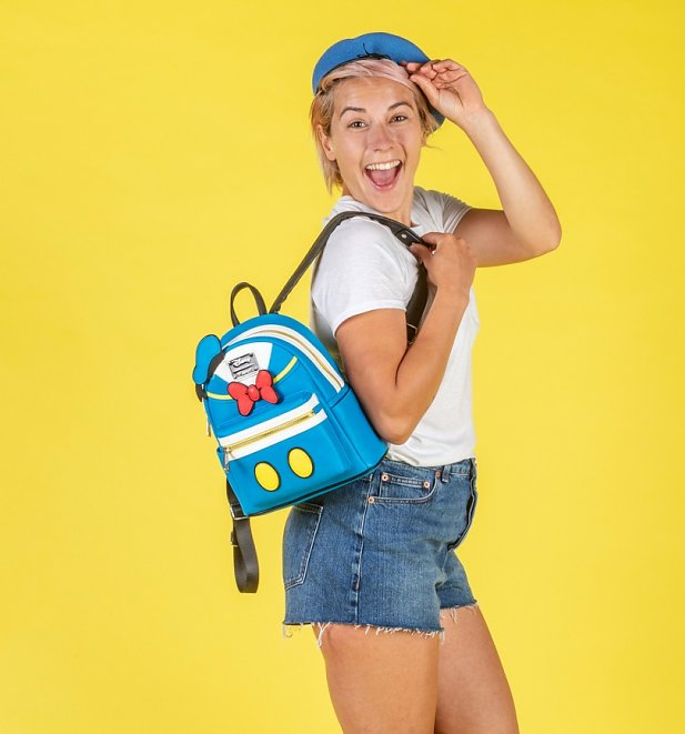Loungefly Disney Donald Duck Mini Backpack
