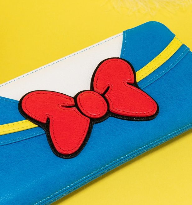 Loungefly Disney Donald Duck Wallet