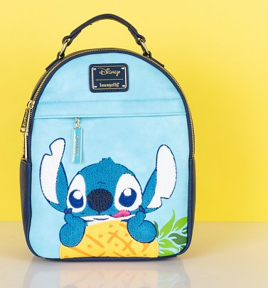 Loungefly x Disney Lilo and Stitch Mini Backpack