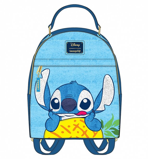 Loungefly x Disney Lilo & Stitch Mini Backpack