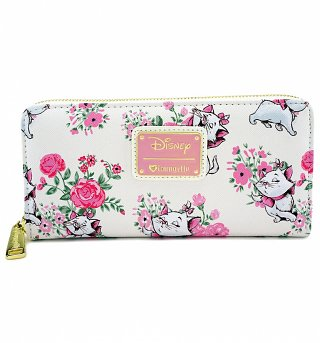 Loungefly x Disney Marie Floral Wallet