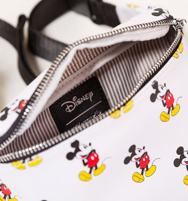 Loungefly x Disney Mickey Mouse Bum Bag