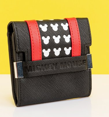 Loungefly x Disney Mickey Mouse Tri-fold Wallet