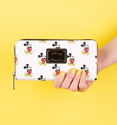 Loungefly Disney Mickey Mouse Wallet