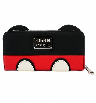 Loungefly x Disney Mickey Suit Wallet