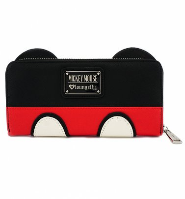 Loungefly Disney Mickey Suit Wallet