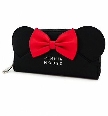Loungefly x Disney Minnie Ears & Bow Wallet