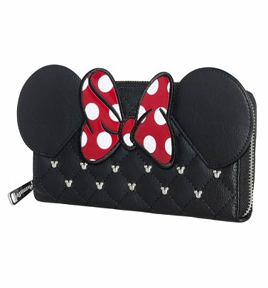 Loungefly Disney Minnie Mouse Bow Wallet