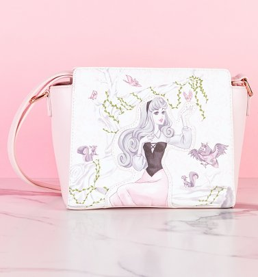Loungefly x Disney Sleeping Beauty Cross Body Bag