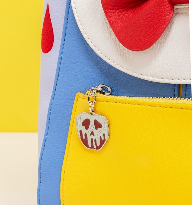 Loungefly Disney Snow White Cosplay Mini Backpack