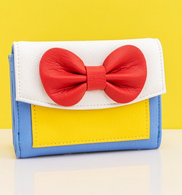 Loungefly x Disney Snow White Cosplay Purse