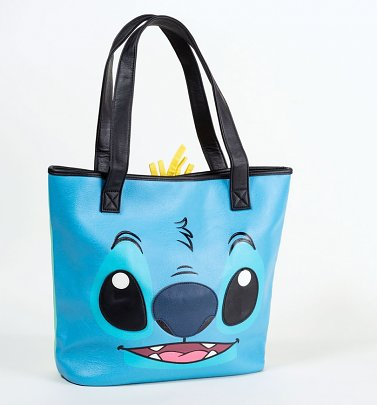 Loungefly x Disney Stitch Tote Bag