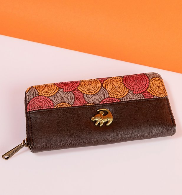 Loungefly Disney The Lion King Printed Wallet