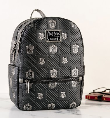 Loungefly x Harry Potter Printed Mini Backpack
