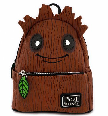 Loungefly x Marvel Groot Mini Backpack