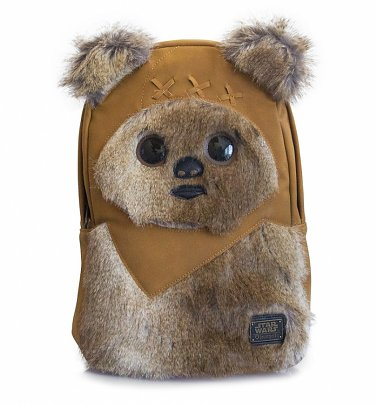 Loungefly x Star Wars Ewok 3D Backpack