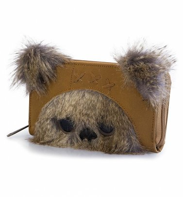 Loungefly Star Wars Ewok Wallet With 3D Ears