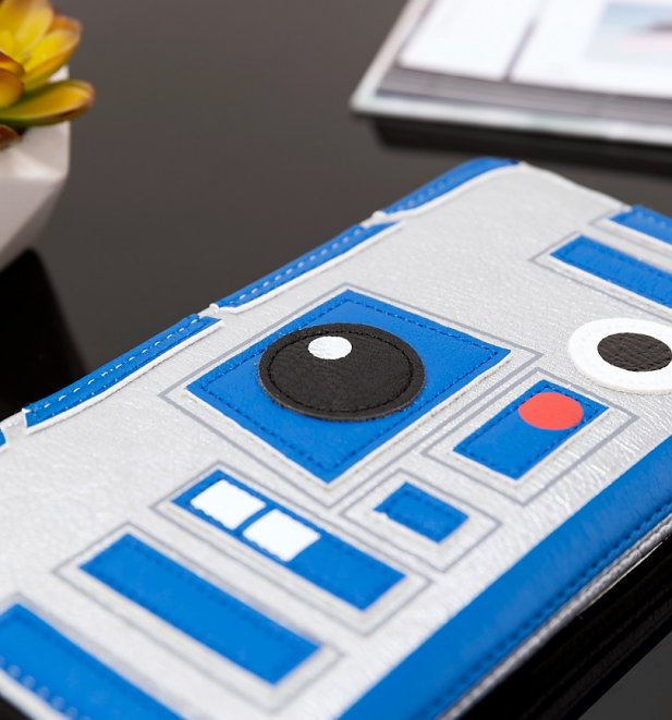 Loungefly x Star Wars R2-D2 BB-8 2-Sided Wallet