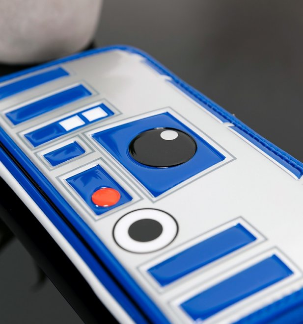 Loungefly x Star Wars R2-D2 Wallet