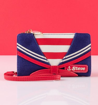 Loungefly Stranger Things Scoops Ahoy Wallet